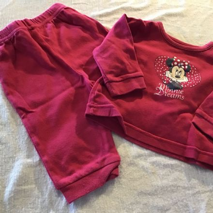 3-6 Month Minnie Rose Pyjamas